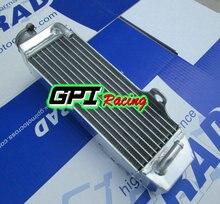 Aluminium radiator for HONDA CR80 1997-2002 2001 / CR85 CR85R 2003-2007 2005 2006  RH&LH GPI Racing