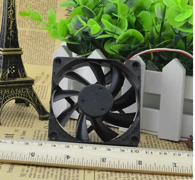 NMB 70*70*15 12V 0.3A 2806GL-04W-B59 CPU 3PIN computer chassis cooling fan