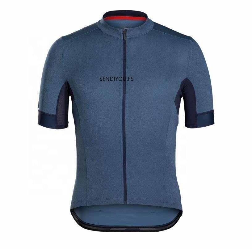SENDIYOU. FS 19 Pro equipo de verano Jerseys camiseta de Ciclismo para hombres camiseta de Ciclismo Bicicleta Ciclismo ropa deportiva Maillot Ciclismo transpirable