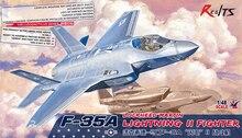 RealTS Meng Model LS-007 1/48 F-35A Lightning II Vechter