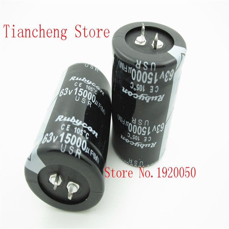 63v15000uf 63v 15000 capacitor de filtro de febre uf do amplificador especificações 35x50