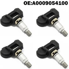 4 PCS Car TPMS Tire Pressure Monitor Sensor System for Mercedes Benz A B C CLA GLK GLE S Vito SL LK
