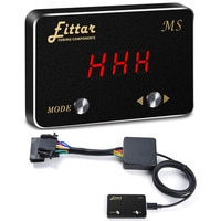 Car Electronic Throttle Controller Pedal Commander Pedal Booster 8 Modes Multiple Sensitivity Adjust For HUMMER H3 2006-2010