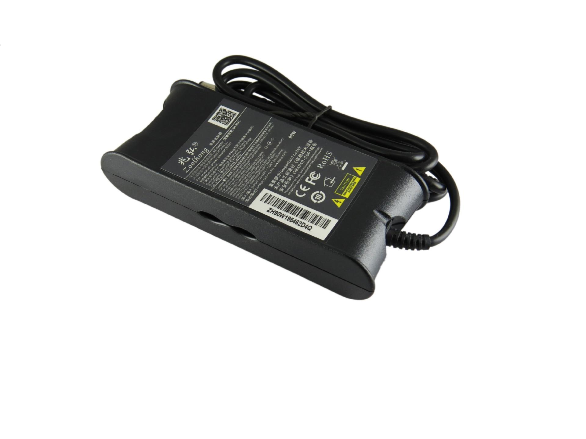 19.5 В 3.34A 65 Вт ноутбук AC Адаптеры питания Зарядное устройство для Dell D500 D505 D510 D520 D530 D531 D600 D610 D620 d630 7.4 мм * 5.0 мм