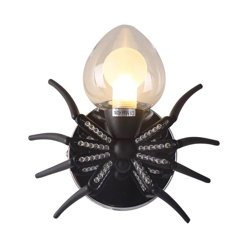 Vintage industrial araña lámpara de pared lámpara de G9 LED Loft Deco de Bar salón café restaurante pared luz lámpara creativa