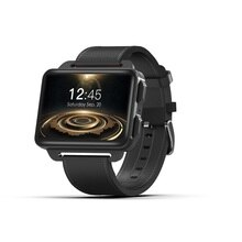 Stepfly DM99 Android Smart Uhr Telefon 1GB 16GB Großen Bildschirm 130M Kamera Unterstützung GPS WiFi Nano SIM karte MP4 3G Smartwatch