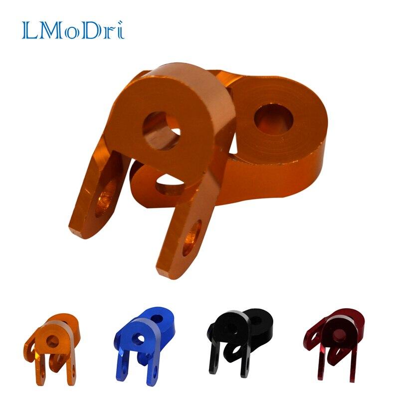 LMoDri мотоциклетный амортизатор, повышающий держатель устройства, увеличивающая рост часть, демпфер, удлиняющий удлинитель, 2 шт./пара