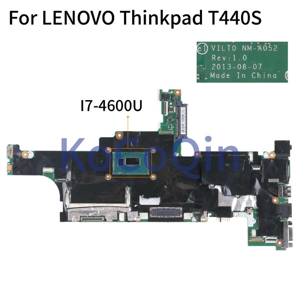 VILT0 NM-A502 لينوفو ثينك باد T440S I7-4600U 4G مفكرة اللوحة 04X3964 04X3962 VILT0 NM-A502 اللوحة المحمول