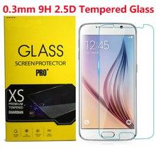 0.3mm 9H verre trempé pour Samsung Galaxy A3 A5 A7 2015 2016 2017 écran de protection vidro vaso verrre verre pour Samsung Galaxy