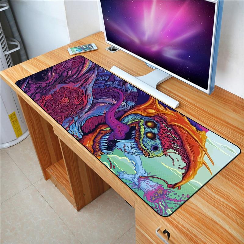 FFFAS 90x40cm Custom DIY Mouse Pad Keyboard Mat XXL Desk Protector Gamer Rubber Mousepad for Internet Bar Decor Drop Shipping XL