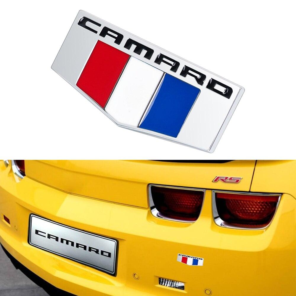 Для Chevrolet CAMARO эмблема табличка Стикеры 3d авто сбоку талии Body Trunk Наклейка Декор автомобилей Аксессуары Укладка дропшиппинг