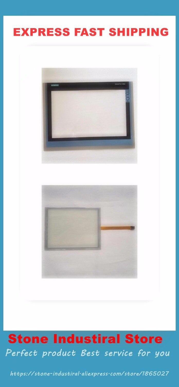 TP1500 6AV2124-0QC02-0AX0 Touch Glass And Film Mask مجموعة جديدة