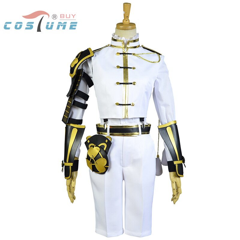Touken Ranbu Monoyoshi Sadamune Cosplay disfraces para hombres uniforme fiesta de Halloween Disfraces