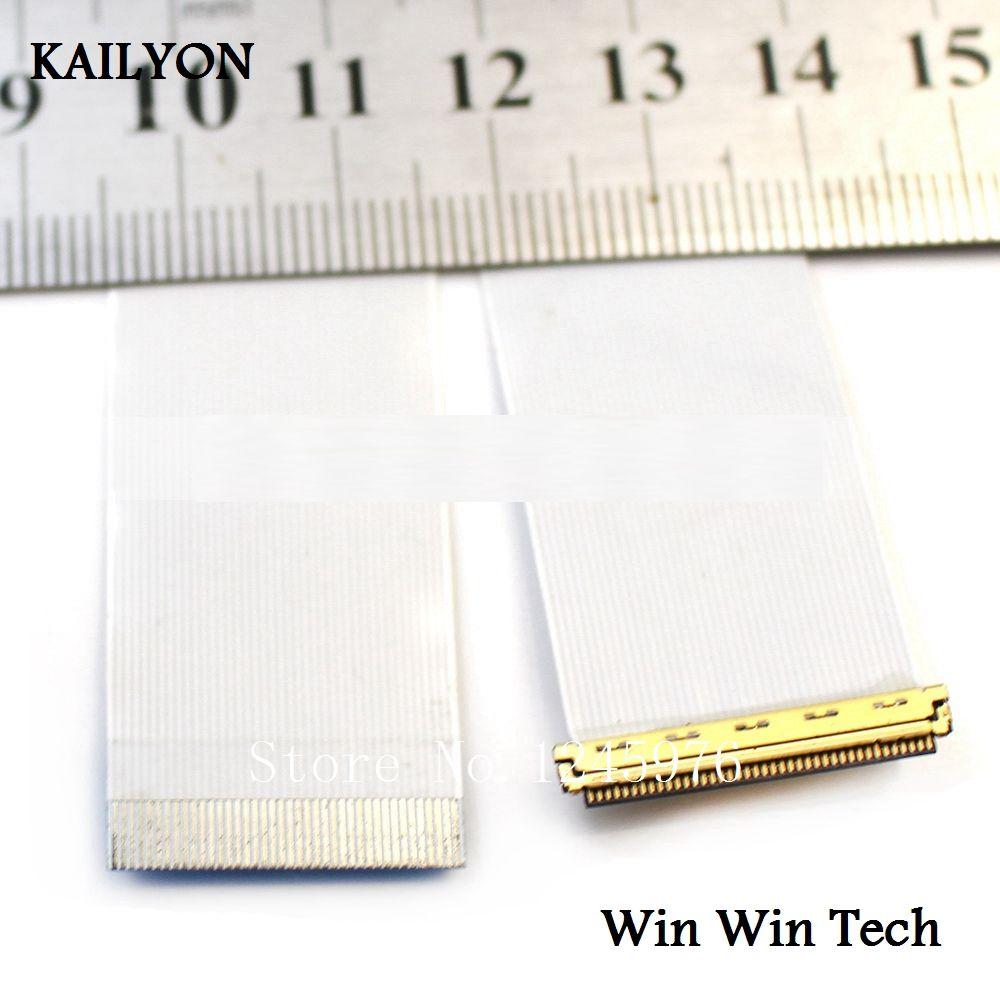10 قطع x الصمام ffc fpc الشريط مرنة شقة كابل 40 دبوس ل 9.7 ''15.6'' 17.3 ''الشاشة لوحة عكس اتجاه