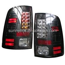 Pour Dodge Ram 1500 feu arrière LED 2011-2014 ans SONAR Style noir Colo