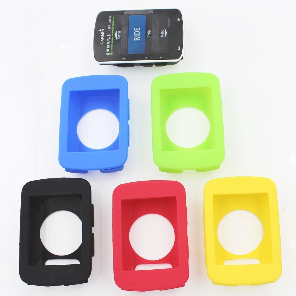 Защитный чехол из силикона и резины для Garmin Edge 520 820 1000 1030, Защитная пленка для ЖК-экрана, бесплатная доставка