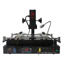 LY IR8500 BGA Station de reprise 2 zones full dark infrarouge 2050W pour carte mère mobile mise à niveau verson dir6500 ir-pro-sc