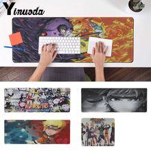 Yinuoda ناروتو شيبودن خلفيات الطبيعية المطاط لوحة ماوس للألعاب حصيرة مكتبية أنيمي ماوس الفئران الوسادة ل عبة لاعب حصيرة لوحة المفاتيح
