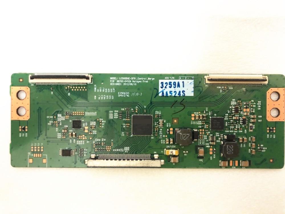 Placa lógica Original 6870C-0452A para accesorios de altavoz de LC420DUE-SFR de pantalla LC500DUE-SFR1