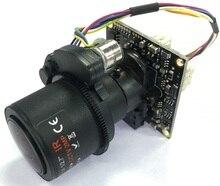 SSICON-caméra AHD 2MP 2.8-12mm   Objectif motorisé, caméra 1080P Auto Varifocal, caméra analogique, carte de jeu de puces