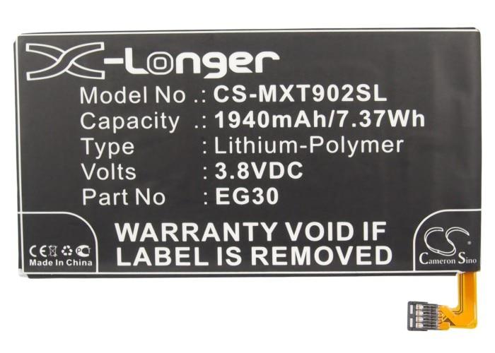 2020 haute qualité 1940mAh batterie EG30, SNN5916A pour Motorola droïde mini, droïde Razr I, droïde RAZR M, droïde RAZR M 4G LTE