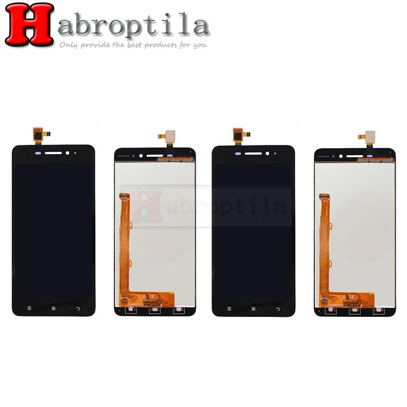 5.0 дюймов ЖК дисплей Экран для Lenovo S60 s60w телефон Дисплей Сенсорный экран планшета