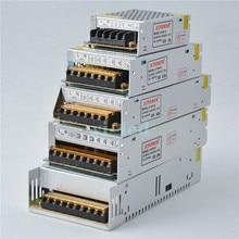 Mokungit AC110/220 V À DC 12 V 1A 2A 3A 5A 6A 10A 15A 20A 25A 30A 40A 50A 60A Commutateur Adaptateur Dalimentation 12 V DC Transformateur