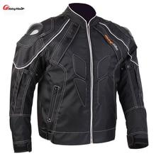 Motorfiets mannen Protecitve Jassen Carbon fiber Schouder Straat Road kleding Motocross Body Armor Gear guards Jassen