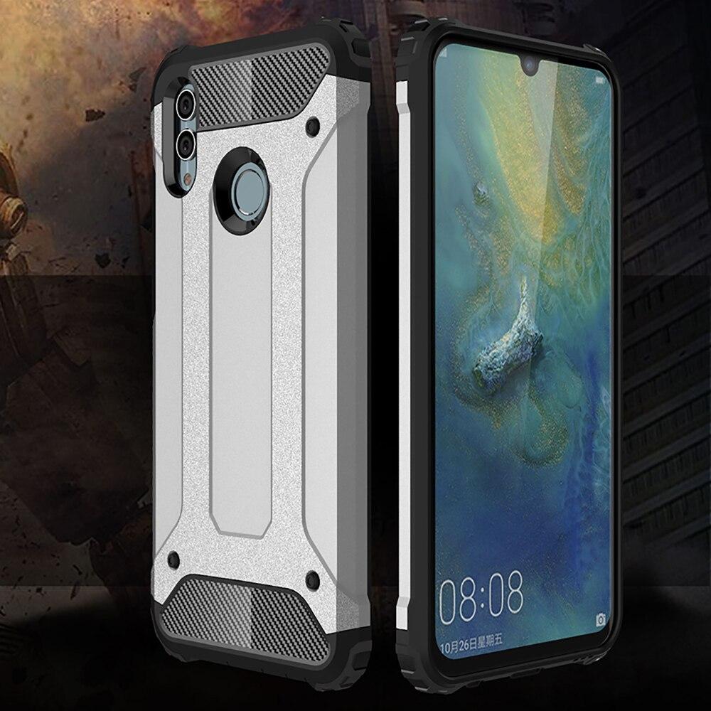 Ударопрочный защитный чехол 6,21 для Huawei P Smart 2019 чехол для Huawei P Smart 2019 Honor 10 Lite чехол для телефона-лента на заднюю панель