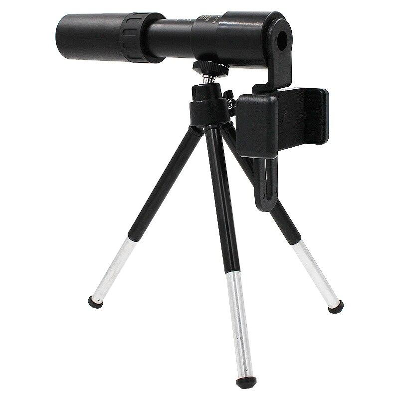 Nova lente de zoom 30x telefone telescópio móvel telefoto lente da câmera do telefone celular telescopio para universal tripé lente
