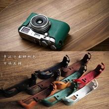 Чехол для Камеры Mr. Stone, из натуральной кожи, для Fuji Fujifilm X100T, ретро, винтажный