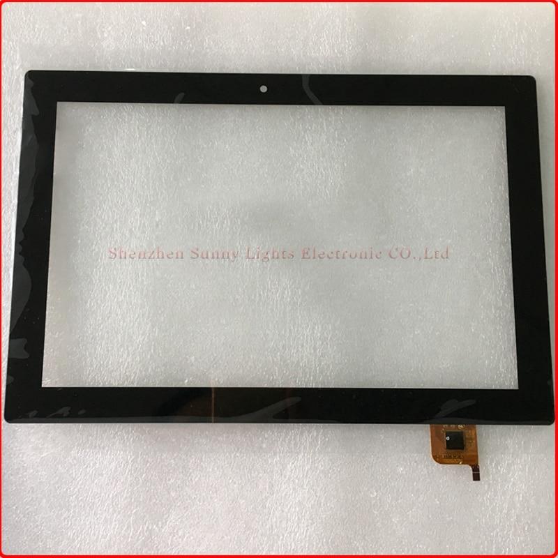 Para lenovo ideapad miix 310 miix310-101CR panel táctil pantalla táctil de tablet y ordenador digitalizador cristal lente lcd pantalla miix310