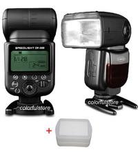 Luz Flash STANDER DF-600 GN58 Speedlight Speedlite para Canon Rebel SL1 T3 XS T5i T4i T3i T2i T1i XSi XTi XT /YN-560 II