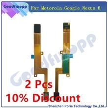Cable For Motorola Moto Google Nexus 6 XT1100 XT1103 Main Logic Board Motherboard Flex Cable Ribbon