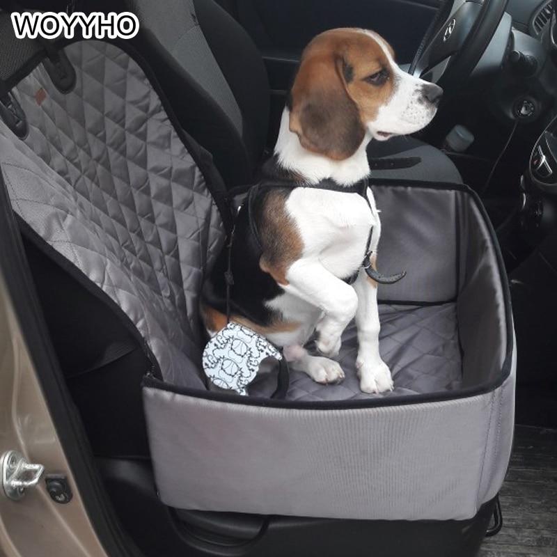 غطاء مقعد السيارة الواقي من النايلون 900D ، ملحق مقاوم للماء للحيوانات الأليفة ، سجادة حمل خارجية ، متعدد الوظائف ، ملحقات السفر ، حقيبة الكلب