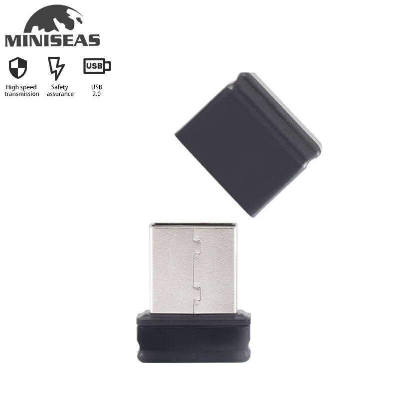 Miniseas usb flash drive super mini 1 gb 2gb 4gb 8gb 16gb 32gb capacidad Real de memoria USB stick pendrive pen drive