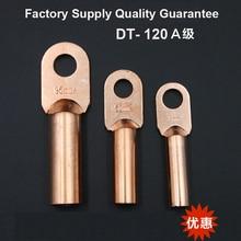 Bornes en matériel de cuivre 2 pièces/lot   Livraison gratuite de qualité, borniers branchables 14.5mm, terminaux de taille de trou de vis, 3 unités