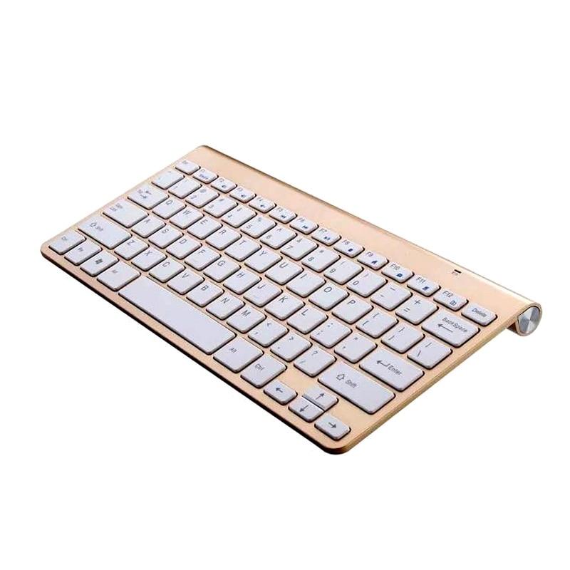 Ultra Slim 2.4GHz Wireless Keyboard With Mouse Mice Kit Set For Desktop Laptop PC Computer DU55