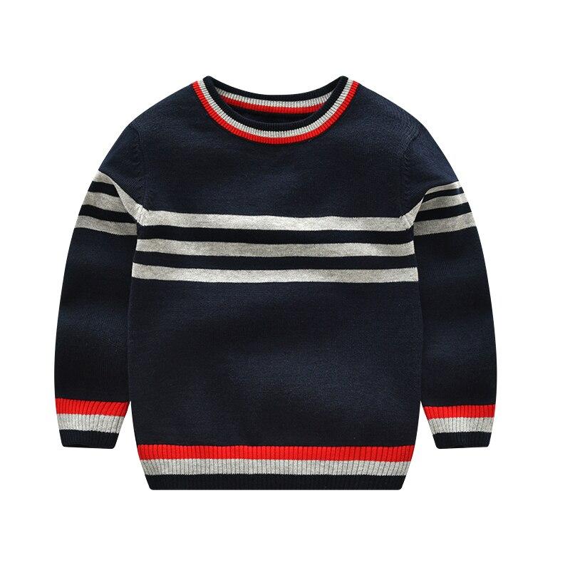 Vinnytido meninos jumper camisolas de inverno crianças pulôver de malha quente outerwear algodão puro