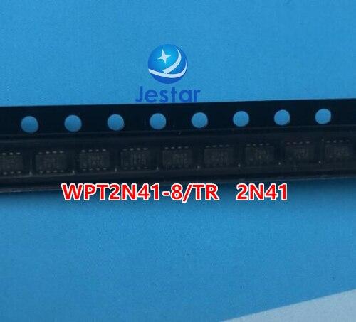 20 шт./лот WPT2N41-8/TR 2N41 PDFN32-8L