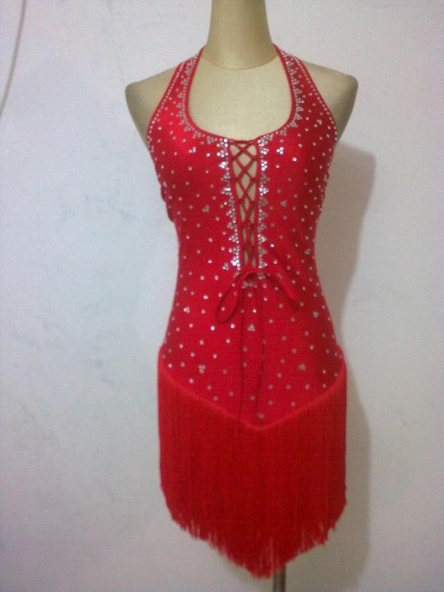 New style Latin dance costume sexy senior tassel latin dance competition dress for women child latin dnace dresses S-XXXL