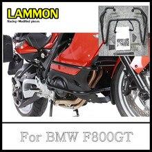 Аксессуары для мотоциклов алюминиевый протектор двигателя бампер для BMW F800GT F 800 GT