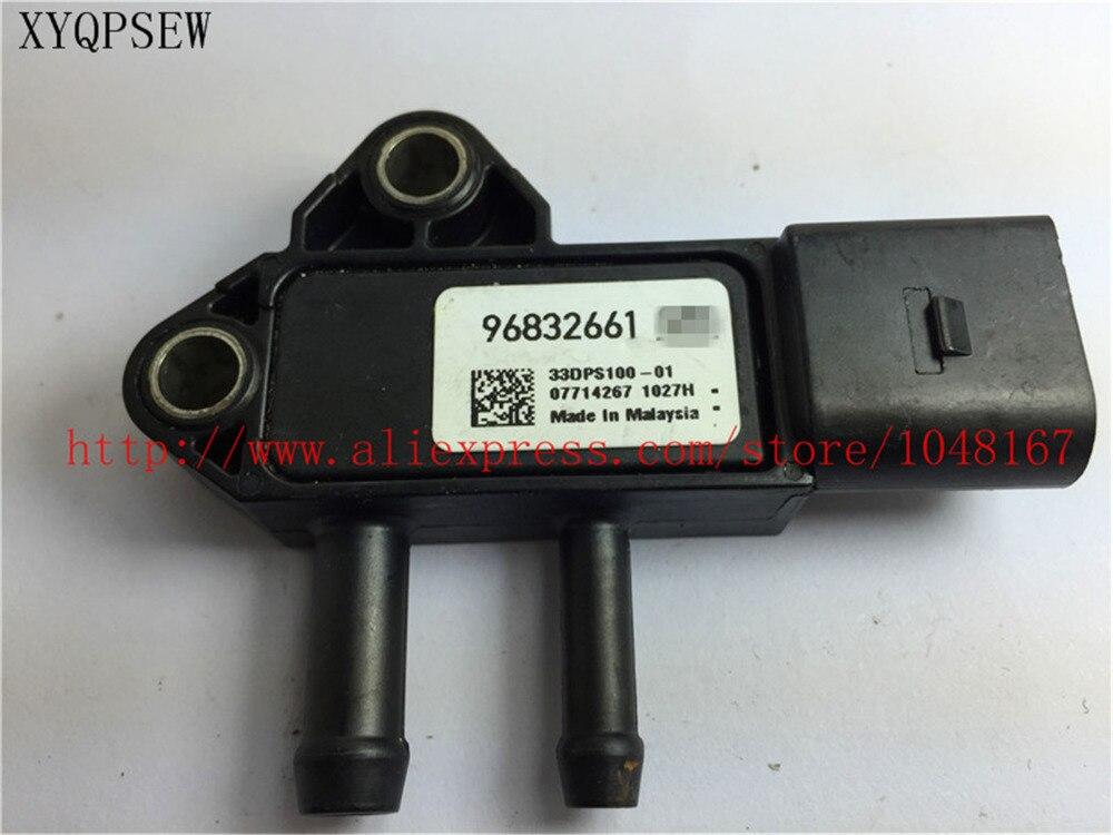 XYQPSEW Para Buick Chevrolet sensor de pressão de admissão 96832661,96832661 33DPS100-01 Sensata