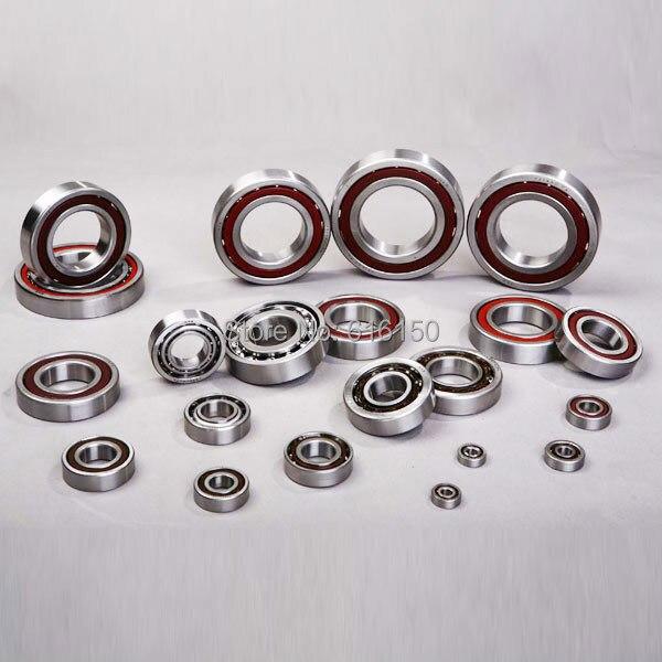 Шарикоподшипники с угловым контактом, 17 мм, 1 шт., 71903, 7903, 17x30x7, суперточные подшипники, ABEC-5 P5