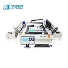 Machine de sélection et de placement de haute précision de SMT de LED avec 2 têtes 54 dispositifs de montage de carte PCB