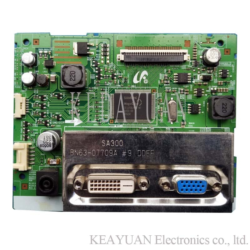Envío Gratis original 100% prueba para samgsung SA300/SA350 Placa de controlador de LS23A350 SA300 BN63-07709A LTM230HT09