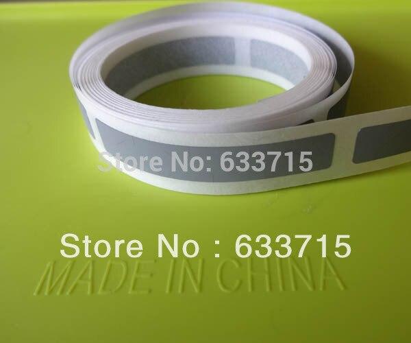 club card scratch sticker label  in size  5*18mm  USD60/5000 pieces