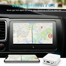 Original TV-Stick HDMI Dongle MiraScreen X7 Wireless WIFI Für iOS Android Telefon Audio Video Miracast Mini PC/TV zu auto