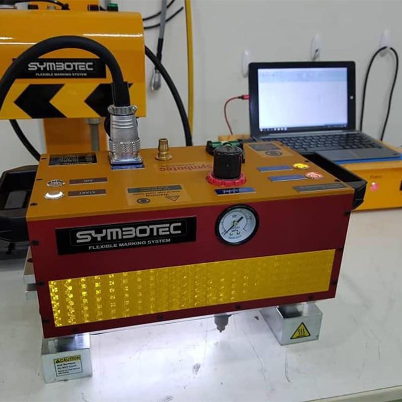 CNC  Needle Pneumatic Marking Machine Consumables Marking Needle Imported Hard Tungsten Steel Core Marking enlarge