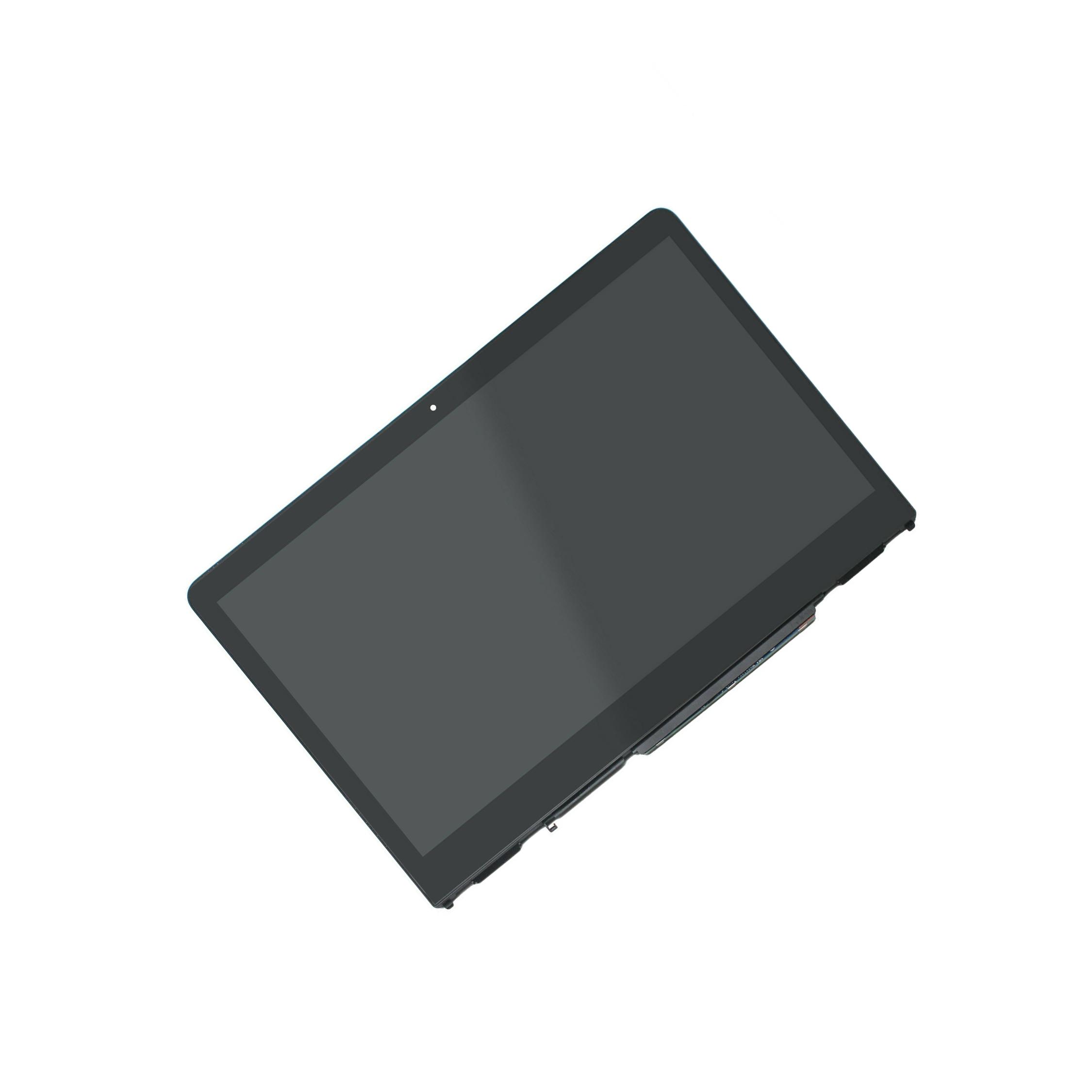 JIANGLUN ensemble décran tactile LCD 14 pour HP pavillon X360 série 14-BA
